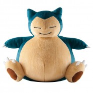 BIG Plush SNORLAX 30cm WITH BOX Original POKEMON Tomy T19281
