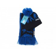 HAT and SCARF Blue Original FORTNITE Videogame Dance Official EPIC GAMES