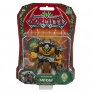 GORMITI Action Figure MOTAK Posable 8cm Original Giochi Preziosi