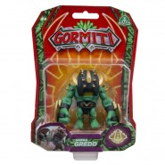 GORMITI Action Figure OMEGA GREDD Posable 8cm Original Giochi Preziosi