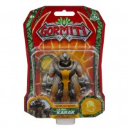 GORMITI Action Figure ULTRA KARAK Posable 8cm Original Giochi Preziosi