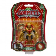 GORMITI Action Figure ULTRA KOGA Posable 8cm Original Giochi Preziosi
