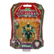 GORMITI Action Figure OMEGA XATHOR Posable 8cm Original Giochi Preziosi