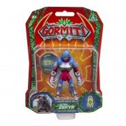 GORMITI Action Figure ULTRA ZEFYR Posable 8cm Original Giochi Preziosi