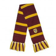 GRYFFINDOR SCARF Harry Potter ECO Version ADULT Size ORIGINAL and OFFICIAL Warner Bros GRYFFONDOR