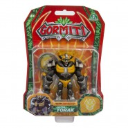 GORMITI Action Figure ULTRA TORAK Posable 8cm Original Giochi Preziosi