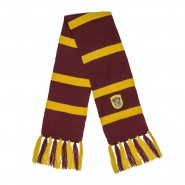 GRYFFINDOR SCARF Harry Potter ECO Version CHILD Size ORIGINAL and OFFICIAL Warner Bros GRYFFONDOR