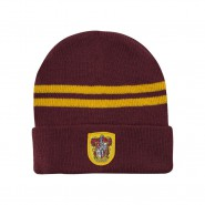 GRYFFINDOR Beanie Winter HAT Harry Potter ADULT Size ORIGINAL and OFFICIAL Warner Bros GRYFFONDOR