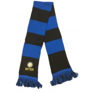 TUBOLAR Double SCARF with WIDE LINES Original INTER Internazionale FC Official