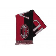 SCARF Original AC MILAN Football Club Official JACQUARD 140cm