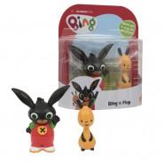BING Box Blister 2-pack 2 Figures FLOP and BING 7cm Original GIOCHI PREZIOSI