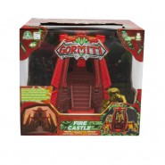 GORMITI Playset FIRE CASTLE with EXCLUSIVE Figure Original Giochi Preziosi