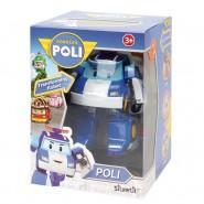 POLI Robot Tranformer 10cm from ROBOCAR POLI Original