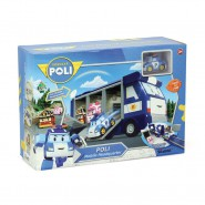 ROBOCAR POLI Playset MOBILE HEADQUARTER  Original