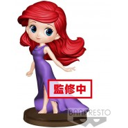 Figure Statue 7cm ARIEL LITTLE MERMAID Petit Qposket Banpresto DISNEY Characters