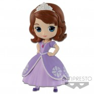 Figure Statue 7cm SOFIA THE FIRST Petit Qposket Banpresto DISNEY Characters