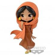 Figure Statue 7cm JASMINE from Aladdin Petit Qposket Banpresto DISNEY Characters
