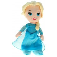 FROZEN Plush 30cm Princess ELSA Blonde Official Original DISNEY