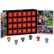 MARVEL SUPER HEROES Advent Calendar FUNKO 2019 Inside 24 Different MINI POP Figures