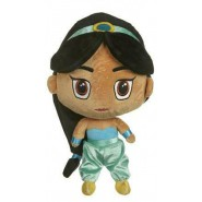 Plush JASMINE 30cm From ALADDIN Soft Peluche Princess Original OFFICIAL DISNEY
