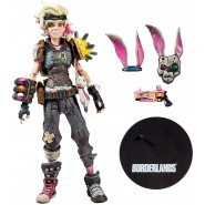 BORDERLANDS 3 Action Figure TINY TINA 17cm + Accessories Original Videogame MCFARLANE