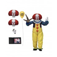 Action Figure PENNYWISE ULTIMATE Version 2 from movie IT 1990 Stephen King Clown NECA Original