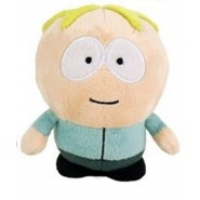 SOUTH PARK Plush 20cm Leonard Light Blue Dress ORIGINAL Comedy Central