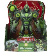 GORMITI Figure LORD ELECTRYON 25cm Lights and Sounds Original Giochi Preziosi