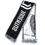 SCARF Original JUVENTUS JJ STADIUM Allianz Official JACQUARD 140cm
