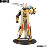FORTNITE Action Figure ICE KING Big 28cm Tall With Sword and Stand Original MCFARLANE