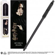 Replica SEVERUS SNAPE 's MAGICAL WAND With 3D BOOMARK Original NOBLE COLLECTION NN6323 HARRY Potter