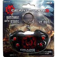 GEARS OF WAR GOW Keyring Controller SOUNDS Neca