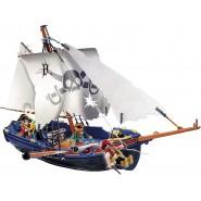Playset PIRATE CORSAIR Boat Game PLAYMOBIL 5810