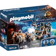 Playset WOLFS SQUAD from NOVELMORE  Playmobil 70225