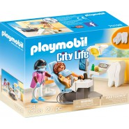 PLAYMOBIL Playset DENTIST Serie City Life Hospital 70198