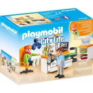 PLAYMOBIL Playset OCULIST Serie City Life Hospital 70197