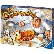 LA CUCARACHA with HEXBUG Board Game RAVENSBURGER Cucaraca