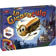LA CUCARACULA with DRACULA HEXBUG Board Game RAVENSBURGER Cucaraca