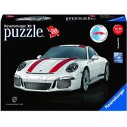 Car PORSCHE 911 Original PUZZLE 3D 108 Pieces RAVENSBURGER