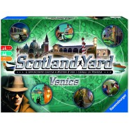 SCOTLAND YARD Speciale VENICE Edition ITALIAN Board Game RAVENSBURGER