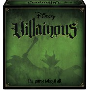 VILLAINOUS Version ITALIAN Edition - Board Game RAVENSBURGER