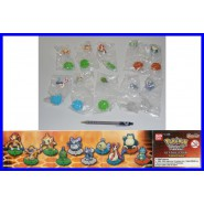 Rare SET 10 FIGURES POKEMON Diamond Pearl CHIMCAR GET COLLECTION Gashapon BANDAI
