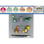 SET 8 Figure POKEMON SWING COLLECTION Part 3 Original BANDAI Rare