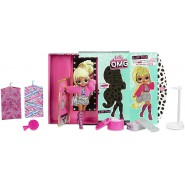 Figure Doll LADY DIVA Serie O.M.G. SERIE 1 Fashion Doll ORIGINALE L.O.L. Surprise MGA