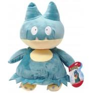 MUNCHLAX Plush 20cm Pokemon Baby - Serie 4 BOTI WCT