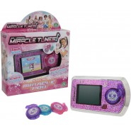 MIRACLE TUNES Miracle POD Touch Screen With 3 Sound JEWELS Original GIOCHI PREZIOSI