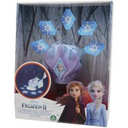 ICE WALKER Projector SnowFlakes on Floor Princess FROZEN 2 Disney Giochi Preziosi