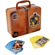 TOP TRUMPS Special Edition HARRY POTTER HUFFLEPUFF METAL TIN Edition ITALIAN Language