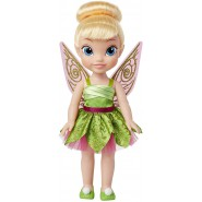 TINKERBELL From Peter Pan Doll Figure 35cm JAKKS PACIFIC Fairy Tink Disney Fairies