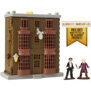 OLIVANDER'S WAND SHOP Mini PLAYSET with Magical Features Original Harry Potter Warner Bros JAKKS